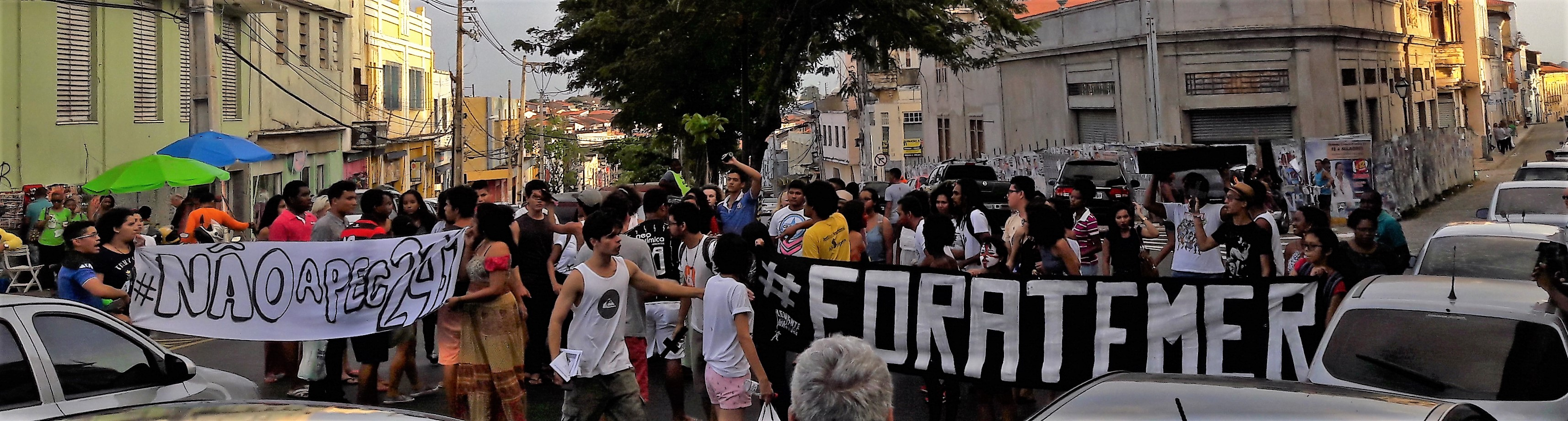 Brésil, un nouveau visage de la lutte des classes