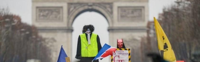 Gilets jaunes 2019 : l'anti -1789 !